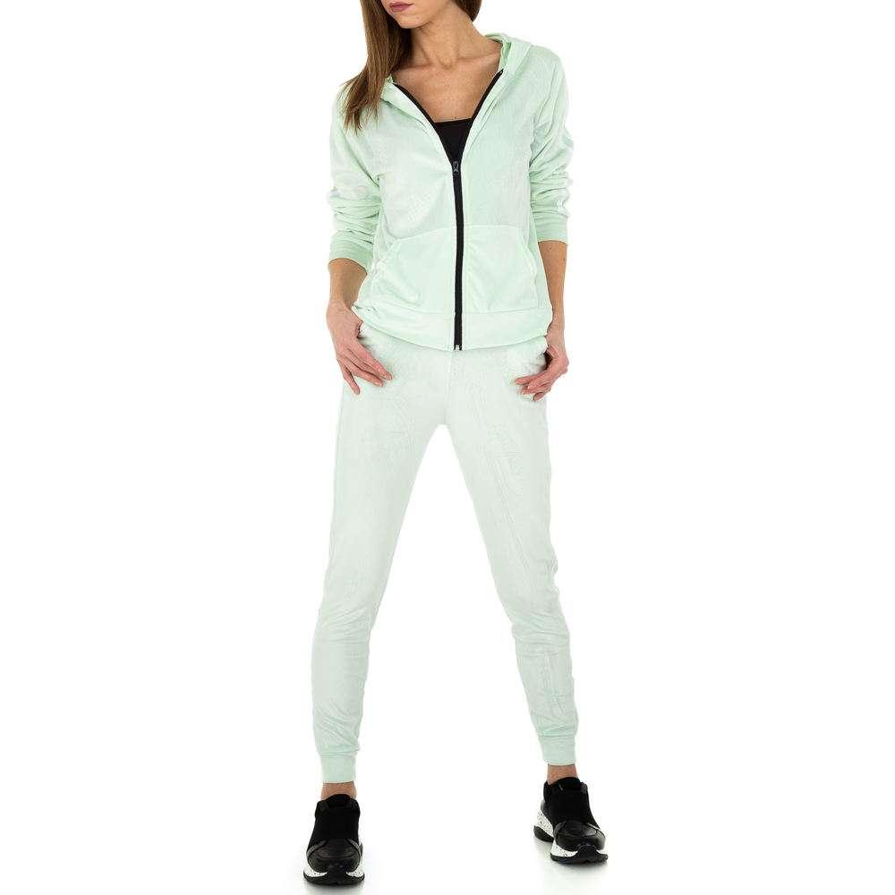 Costum de jogging și agrement pentru femei de Holala Fashion - L.green