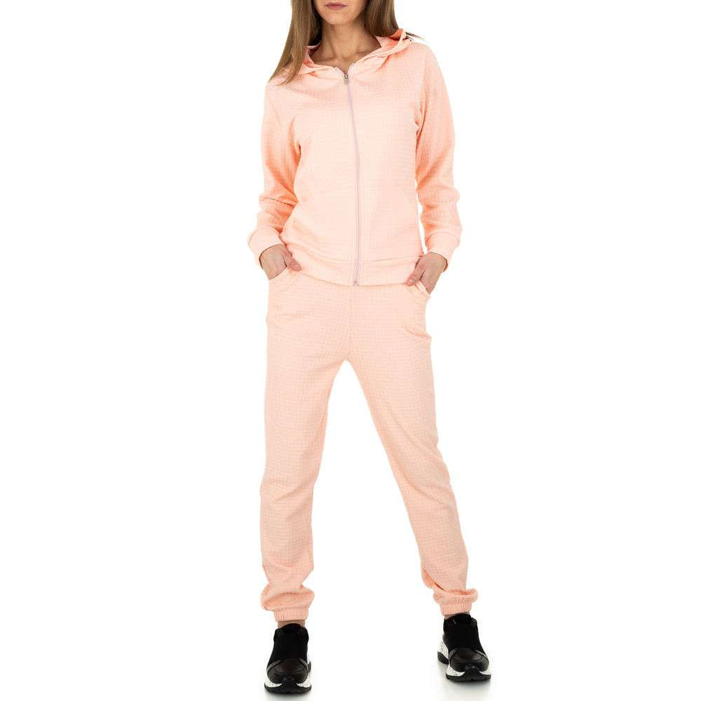 Costum de jogging și agrement pentru femei de Holala Fashion - trandafir
