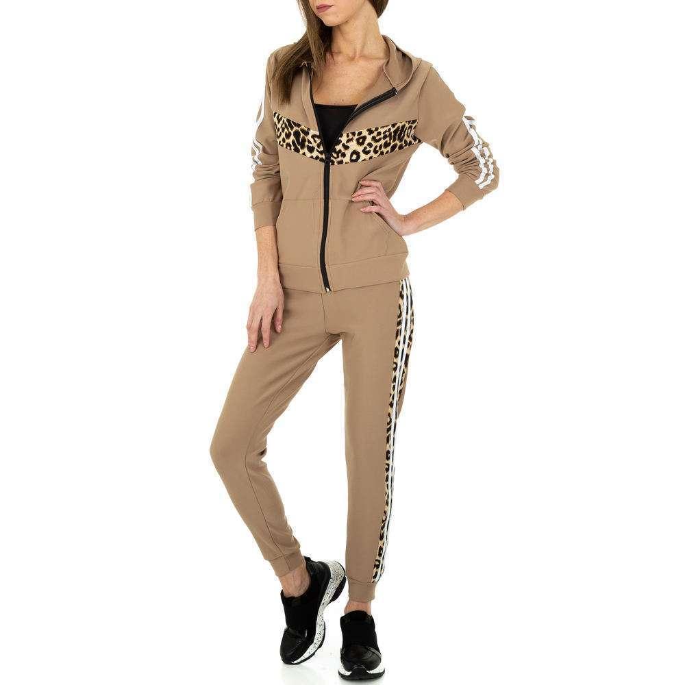 Costum de jogging și agrement pentru femei de Holala Fashion - bej