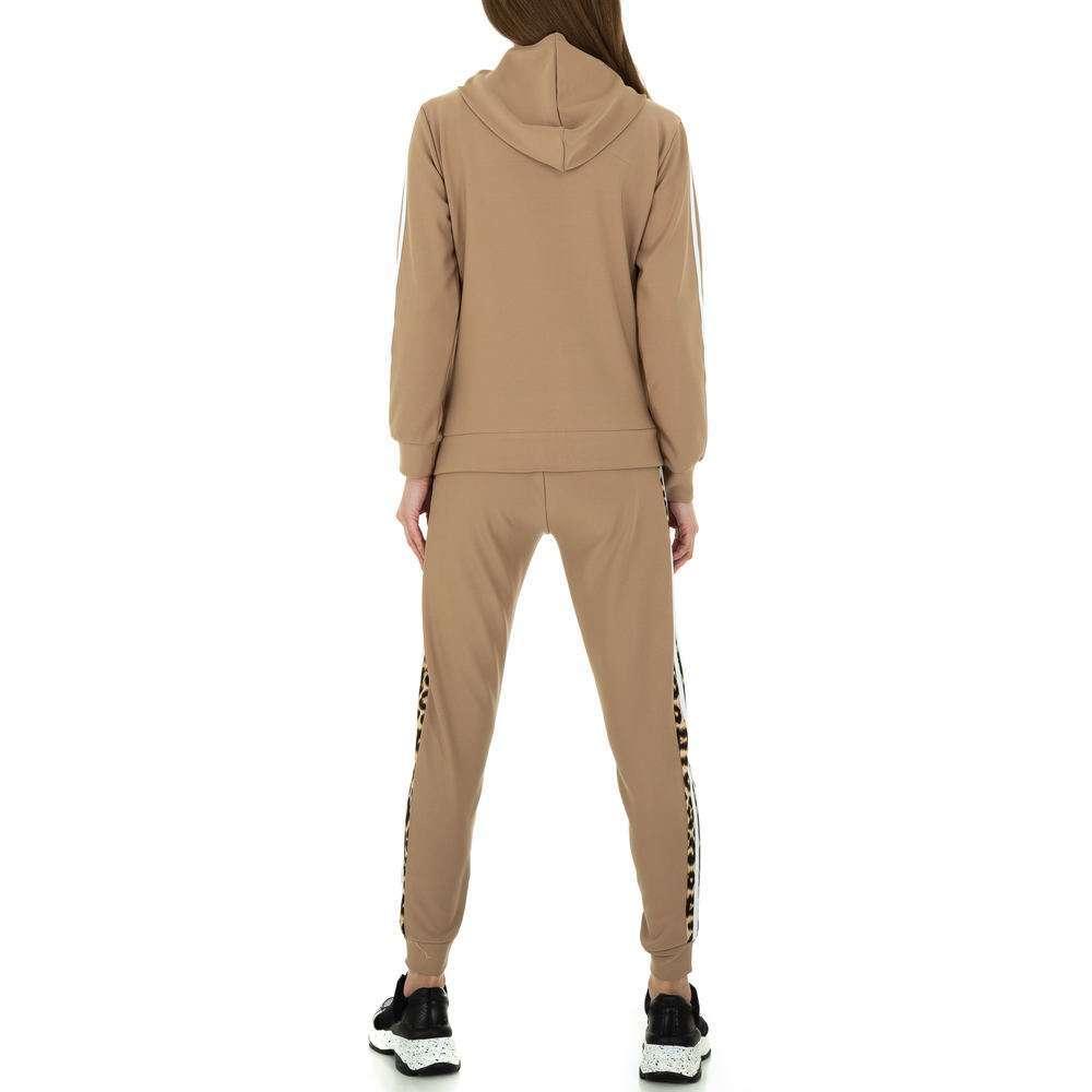 Costum de jogging și agrement pentru femei de Holala Fashion - bej - image 3