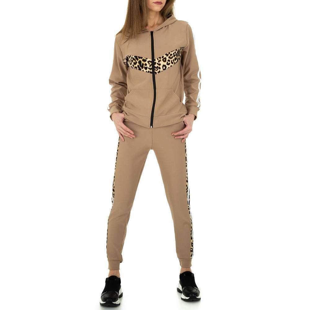 Costum de jogging și agrement pentru femei de Holala Fashion - bej - image 6