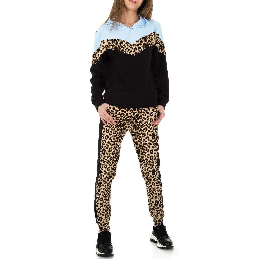 Costum de jogging și agrement pentru femei de Holala Fashion - L.blue