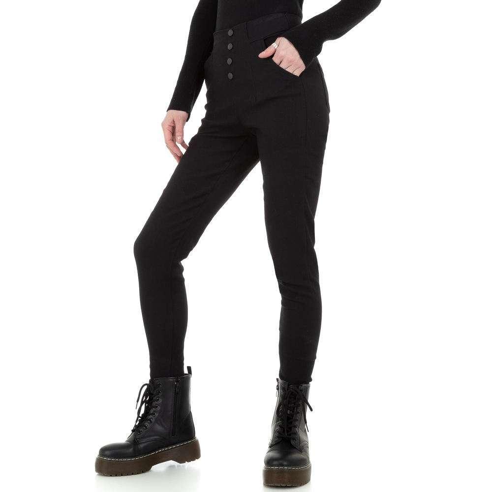 Pantaloni skinny pentru femei de Holala Fashion - negri