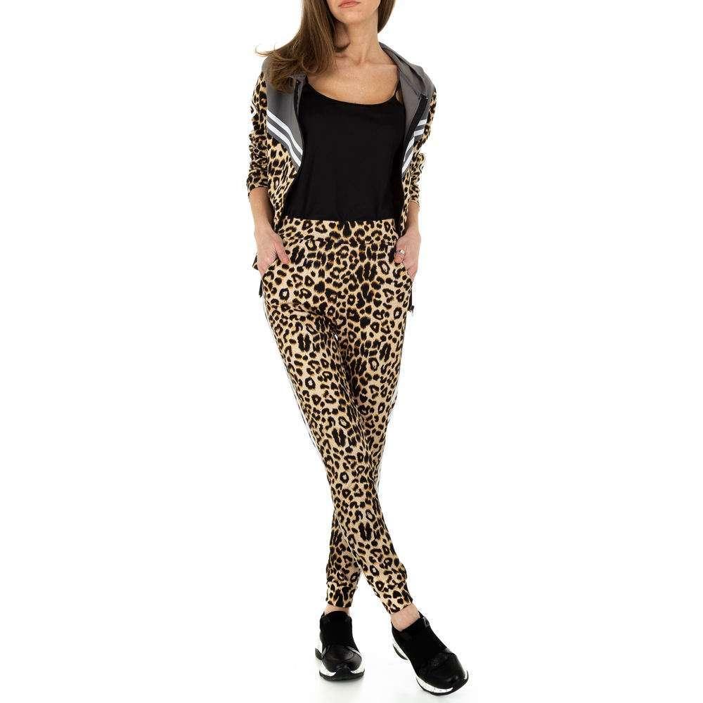 Costum de jogging și agrement pentru femei de Holala Fashion - gri - image 5