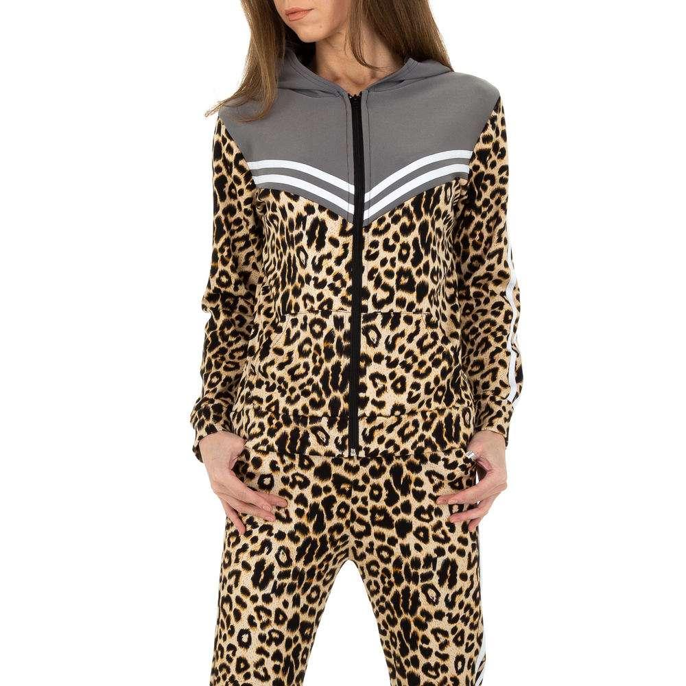Costum de jogging și agrement pentru femei de Holala Fashion - gri - image 6