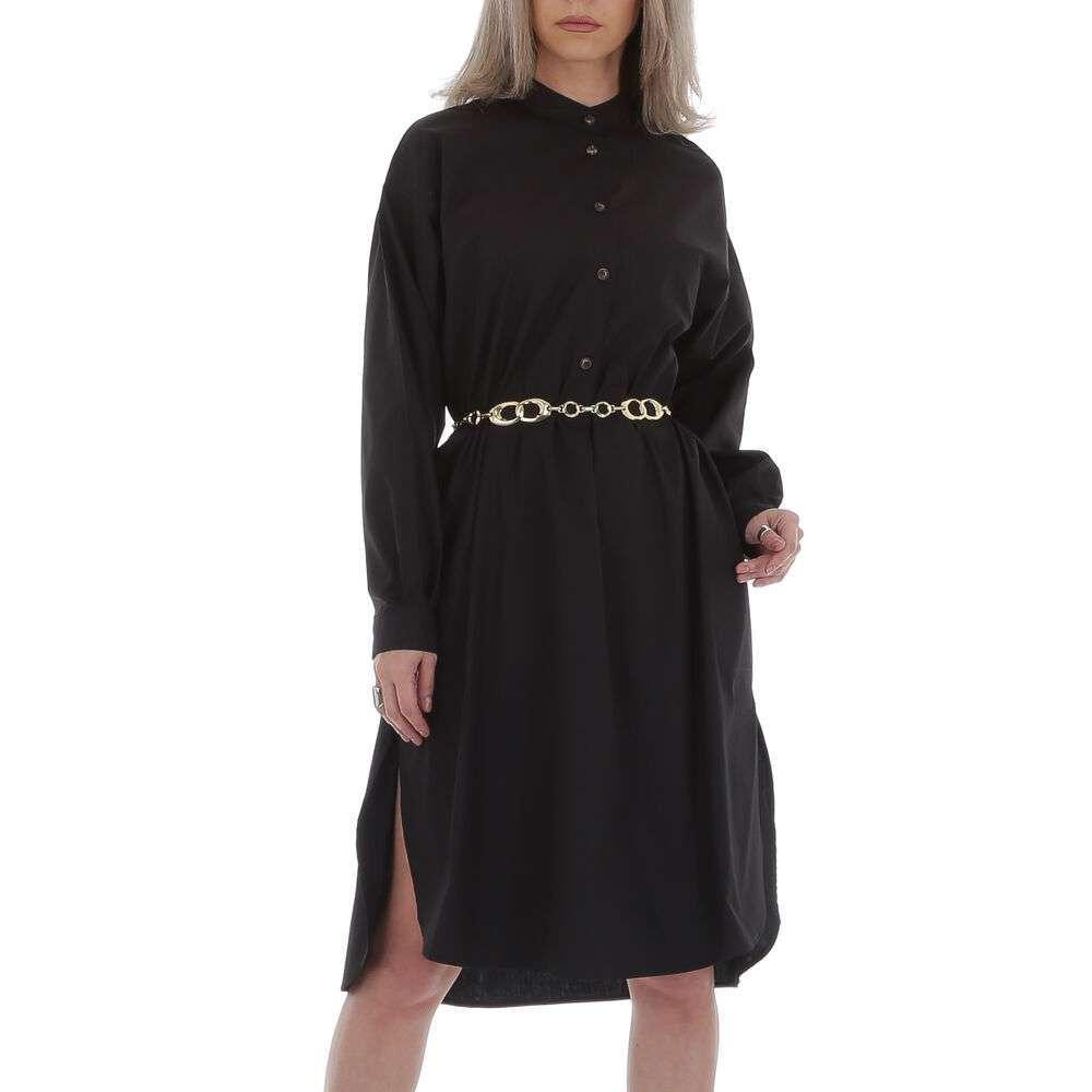 Rochie pentru femei bluză de JCL Gr. O singură mărime - negru