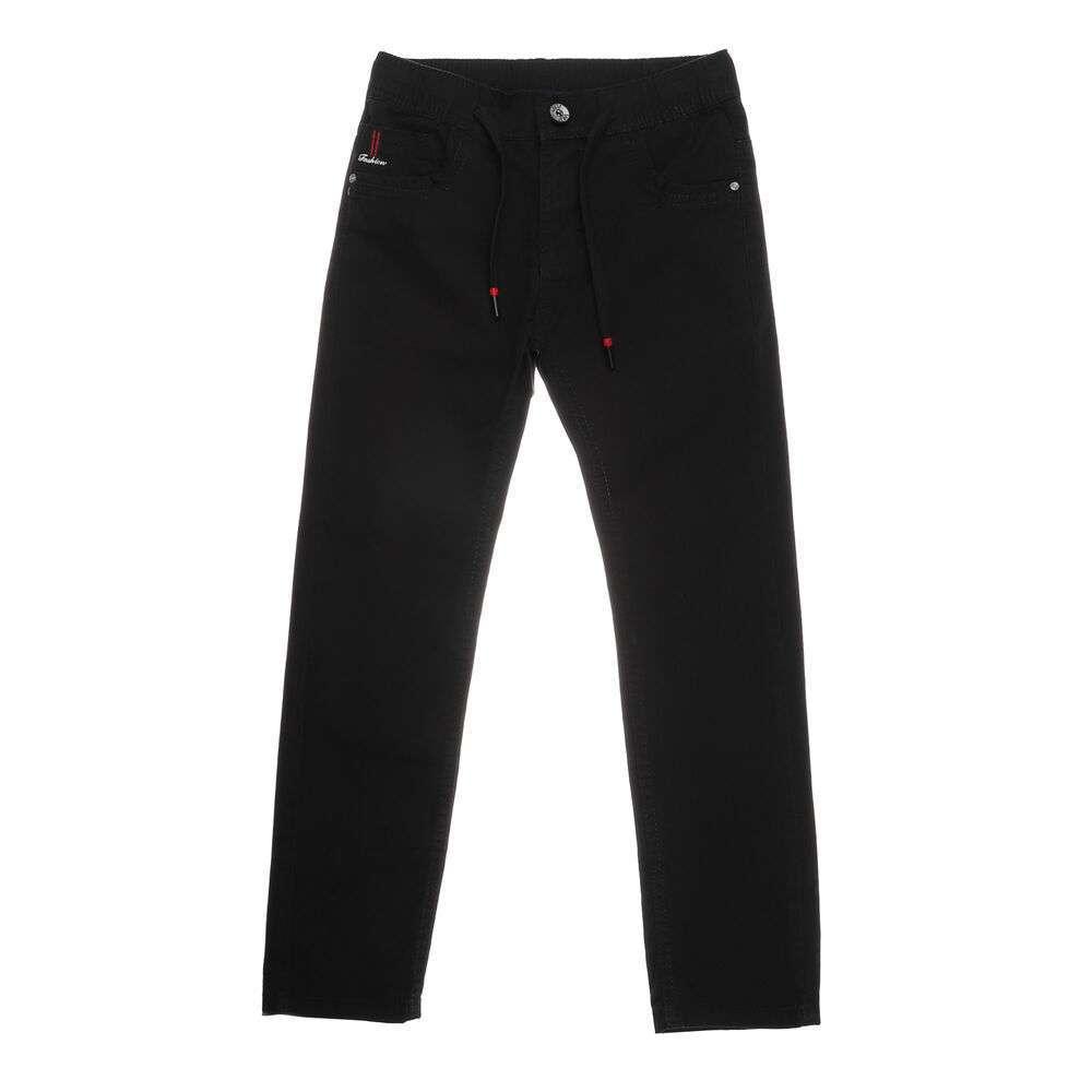 Pantaloni băieți de Egret - negru