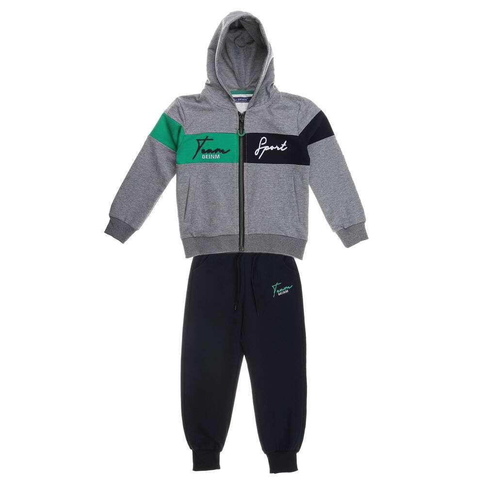 Спортивный костюм для мальчиков Egret - серый