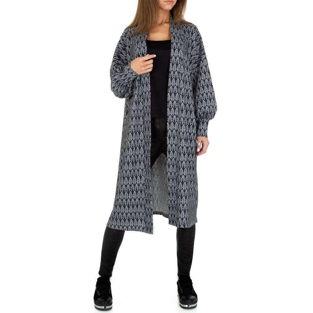 Palton scurt pentru femei by JCL Gr. O singură mărime - gri