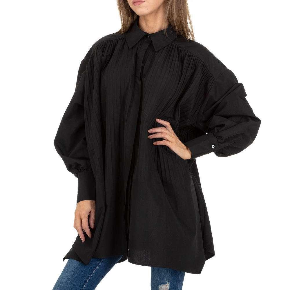 Bluză lungă pentru femei de JCL Gr. O singură mărime - negru