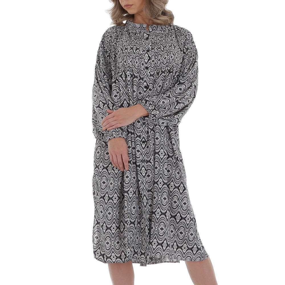 Rochie maxi pentru femei de JCL Gr. O singură mărime - gri