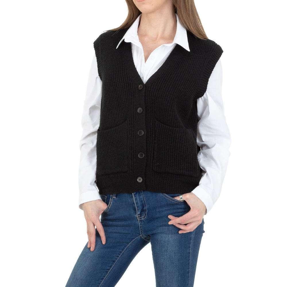 Cardigan dama de JCL Gr. O singură mărime - negru