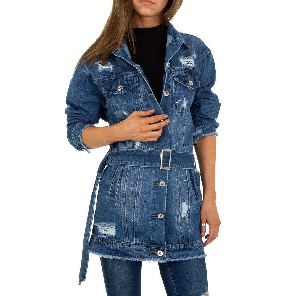 Geacă de blugi pentru femei de la Daysie - albastră