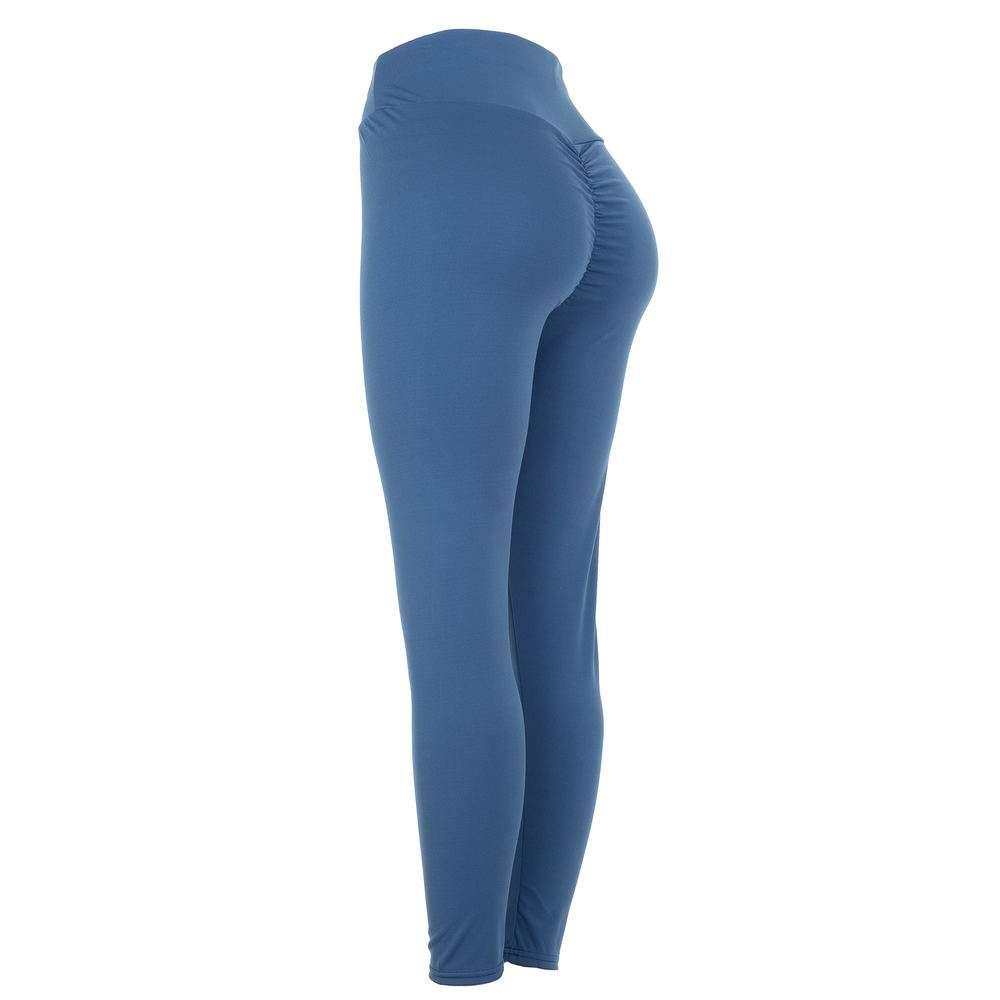 Jambiere sport pentru femei de la Fashion - albastru