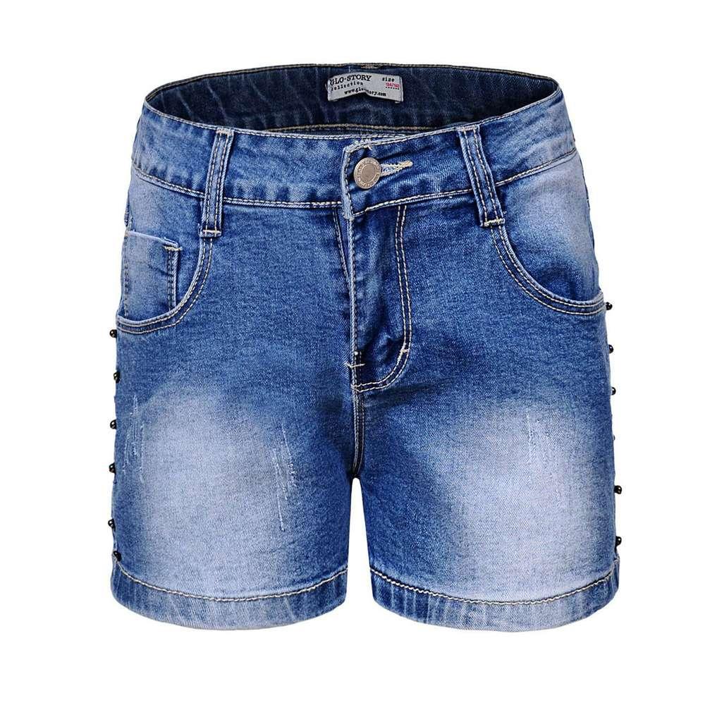 Pantaloni scurți din denimi pentru copii
