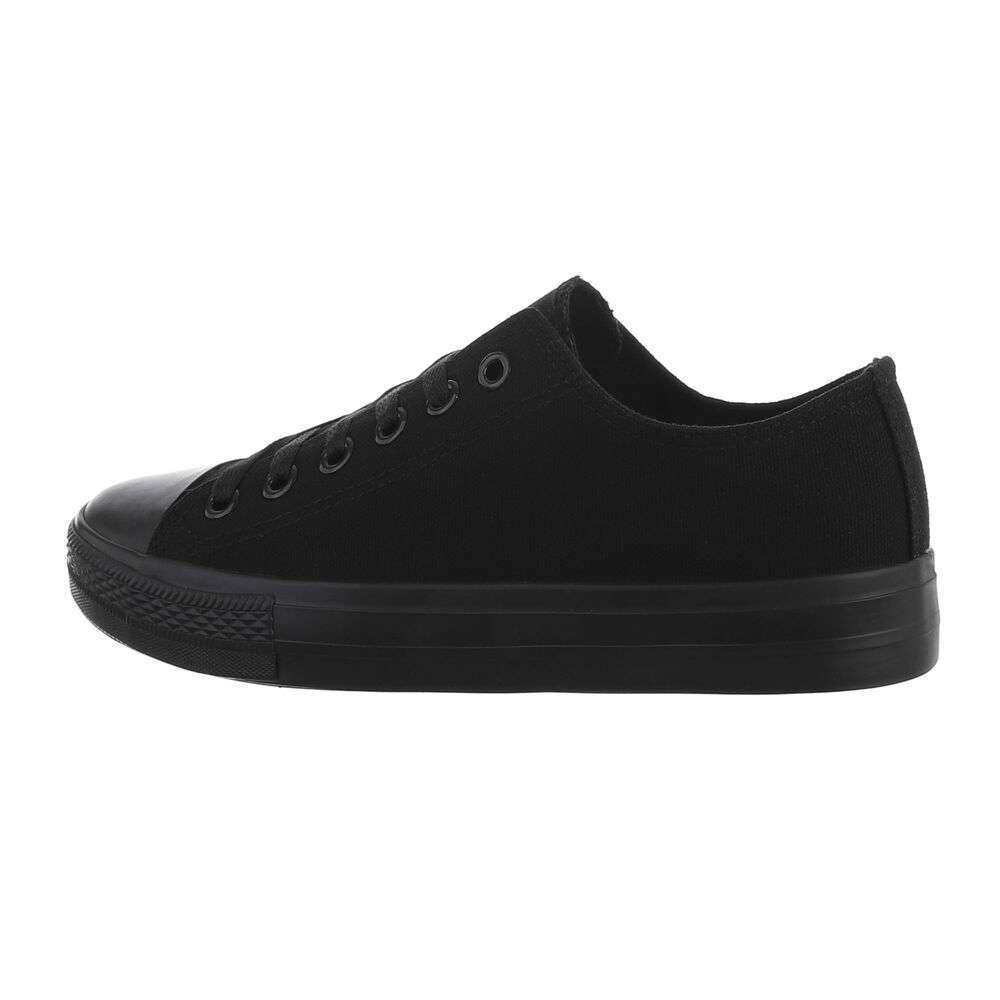 Pantofi casual pentru bărbați - allnegru