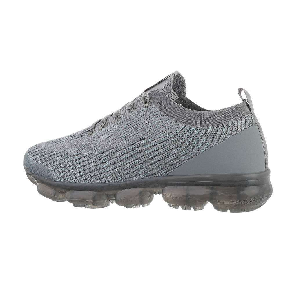 Pantofi casual pentru bărbați - D.gri