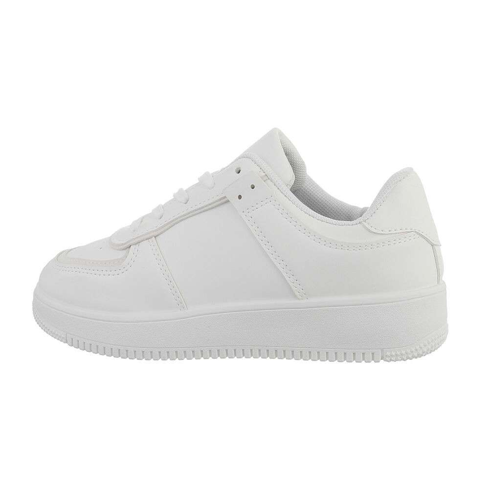 Damen Low-Sneakers - allalb
