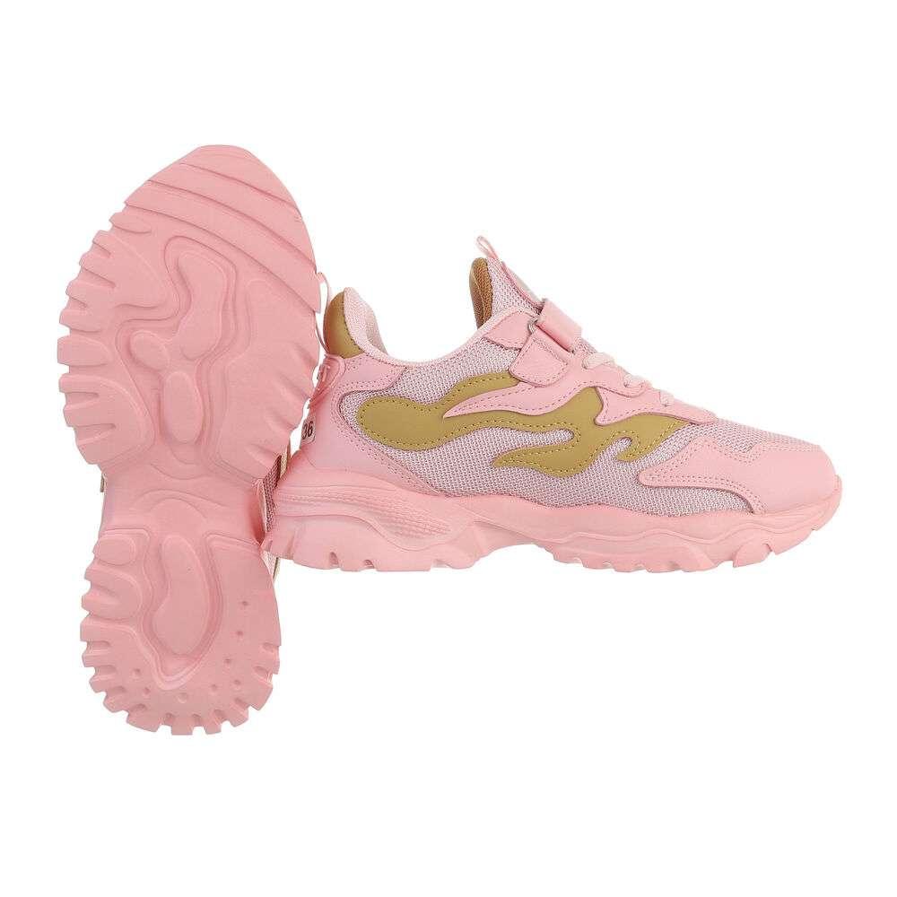 Pantofi casual pentru copii - meatcolor - image 2