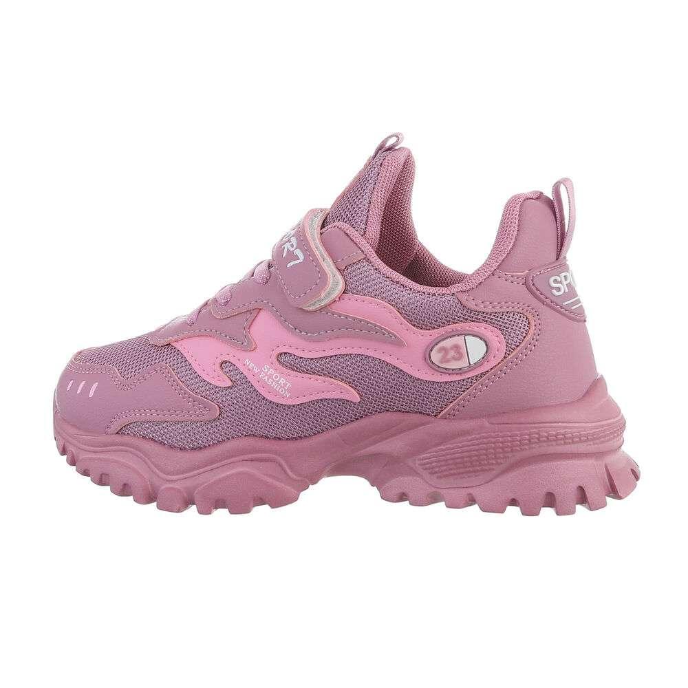 Pantofi casual pentru copii - mov