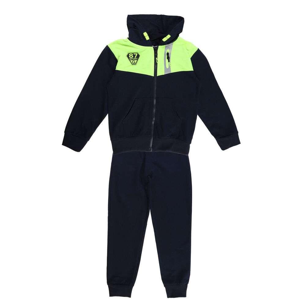Costum sport pentru băieți de Seagull - DK.blue