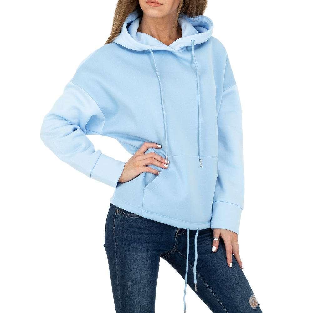 Hanorace pentru femei de Emma & Ashley Design - albastru