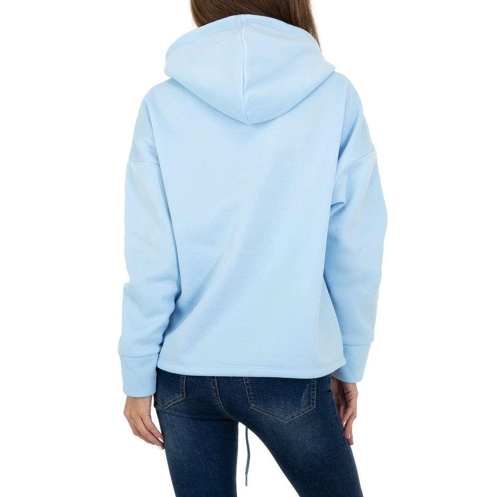 Hanorace pentru femei de Emma & Ashley Design - albastru - image 3