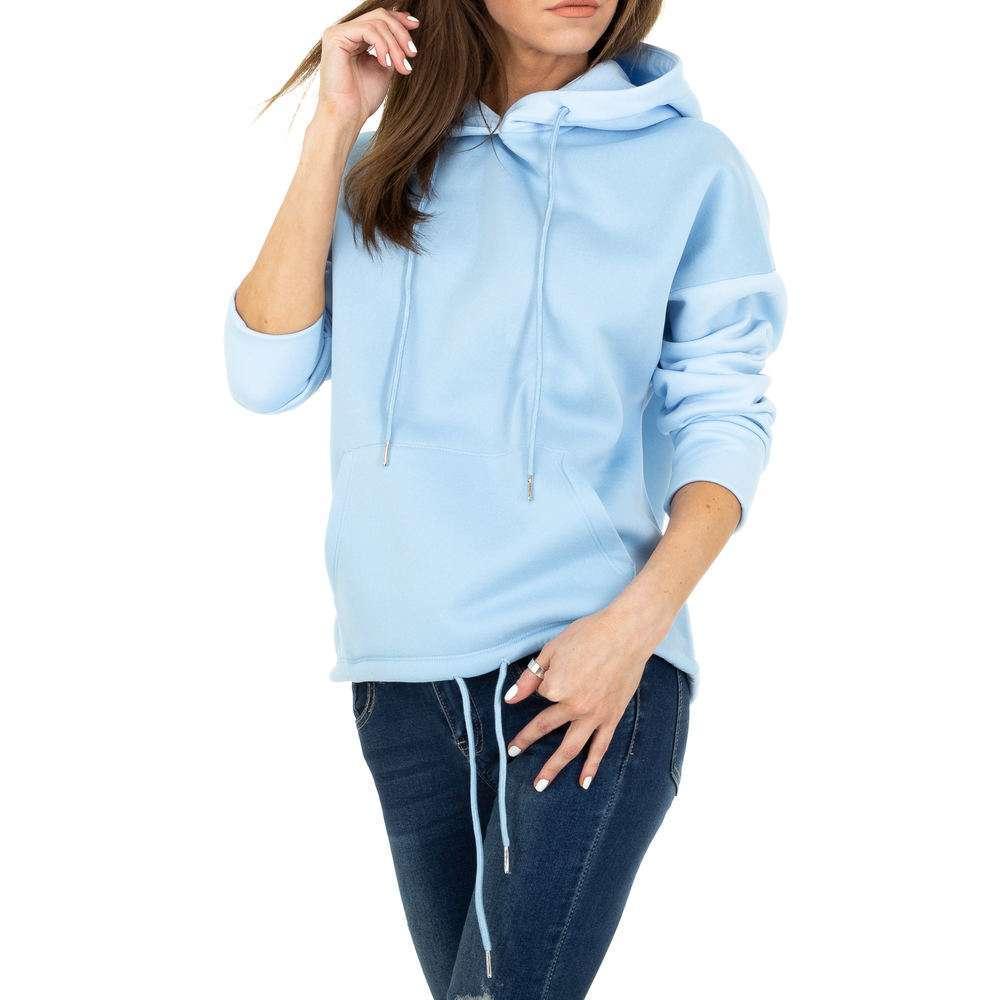 Hanorace pentru femei de Emma & Ashley Design - albastru - image 4