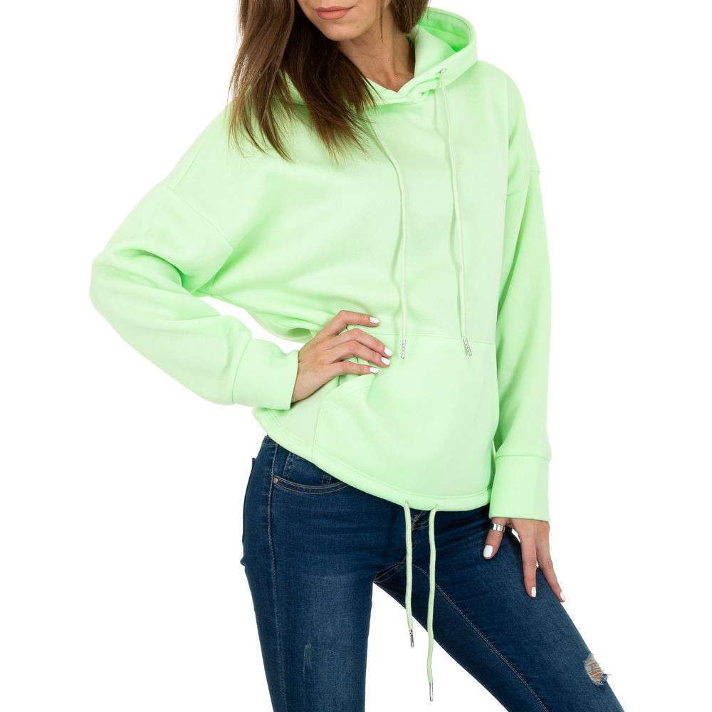 Hanorace pentru femei de Emma & Ashley Design - verde