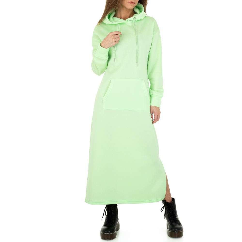 Rochie maxi pentru femei de Emma & Ashley Design - verde