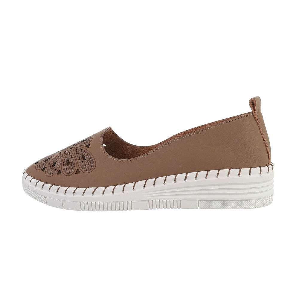 Papuci de damă - LT.brown
