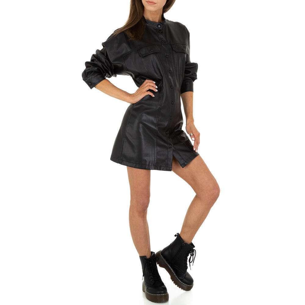 Rochie mini pentru femei de la SHK Paris - neagră - image 1