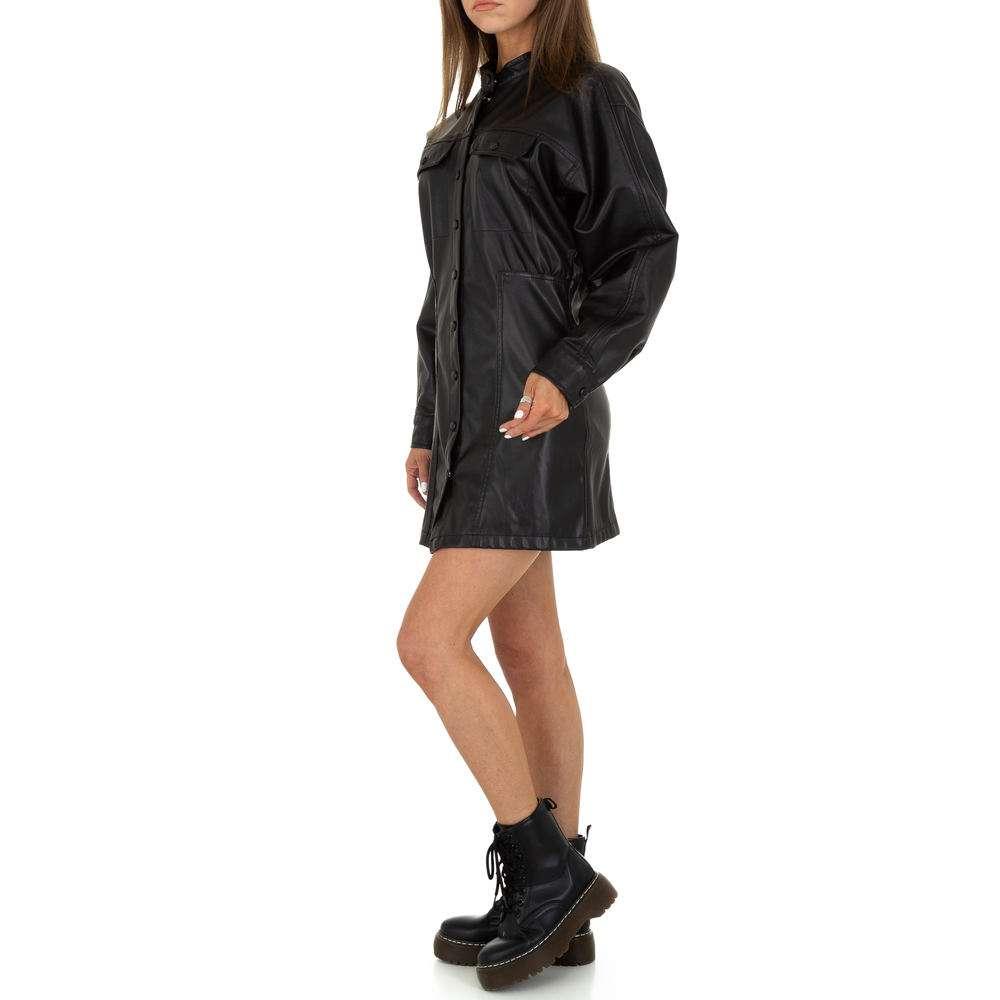 Rochie mini pentru femei de la SHK Paris - neagră - image 2
