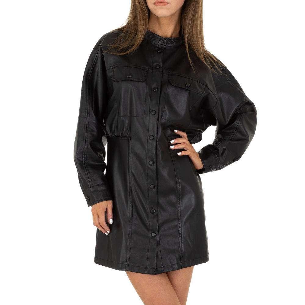 Rochie mini pentru femei de la SHK Paris - neagră - image 4