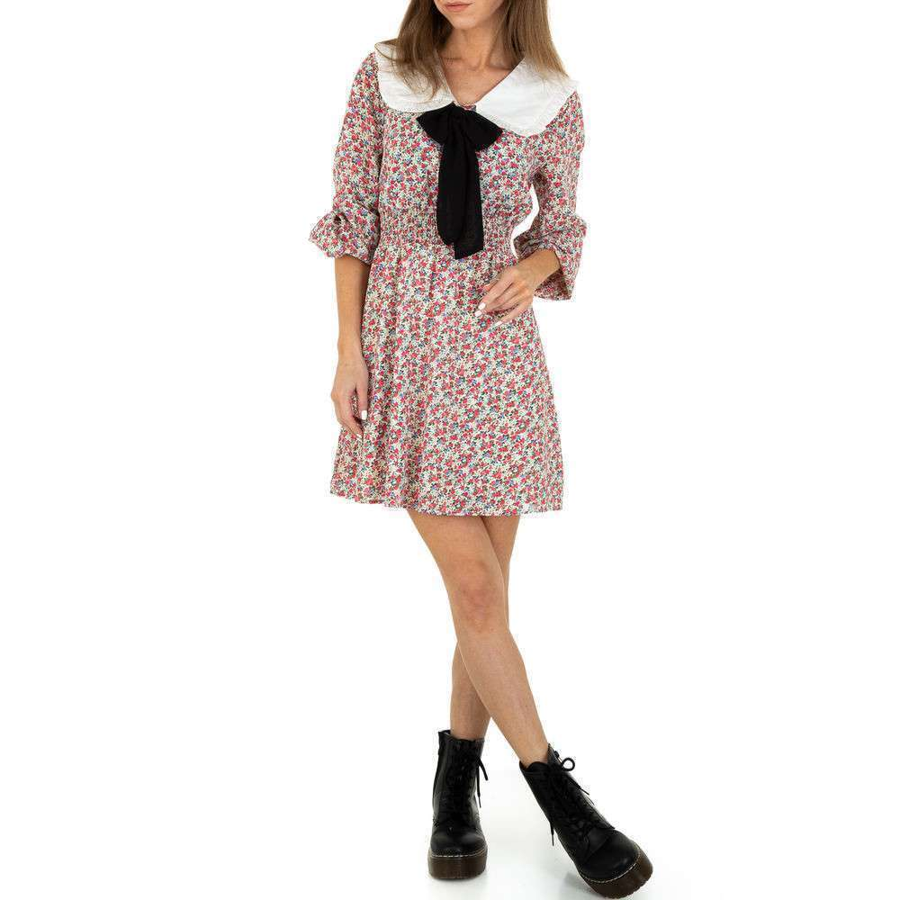 Rochie de bluză pentru femei de SHK Paris - crem