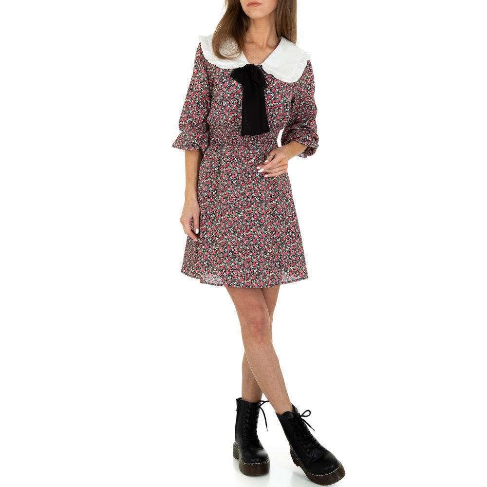 Rochie de bluză pentru femei de SHK Paris - roșie