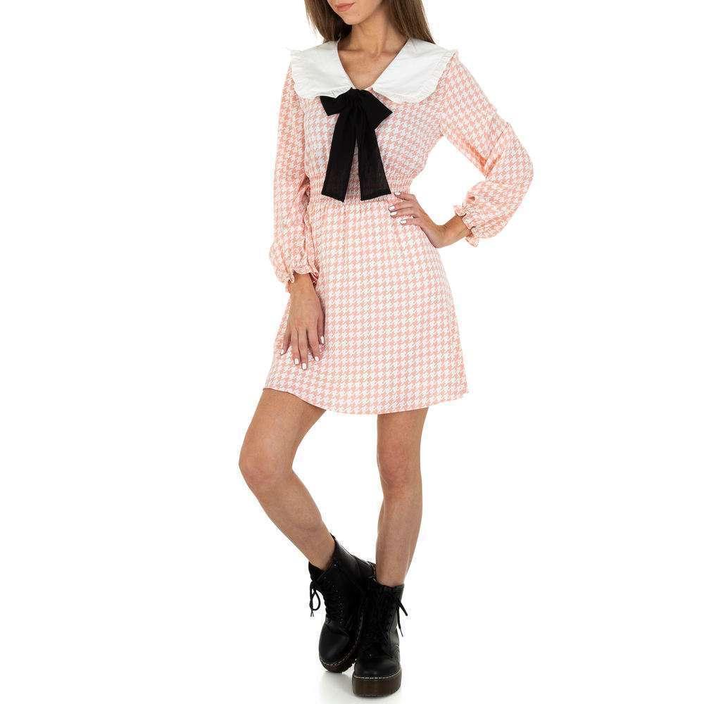 Rochie de bluză pentru femei de SHK Paris - roz
