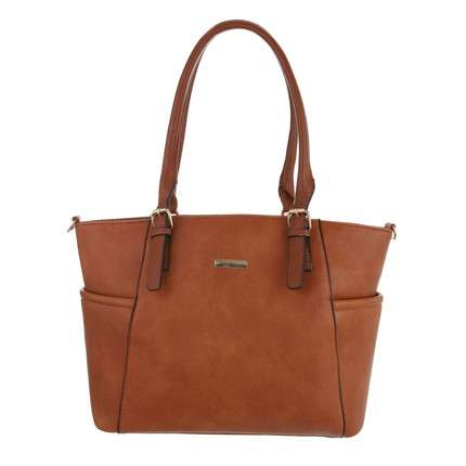 Damen Shopper - cuoio