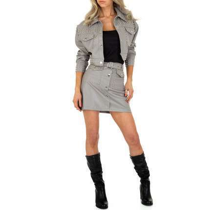 Damen Zweiteiler von Emma&Ashley Design - grey