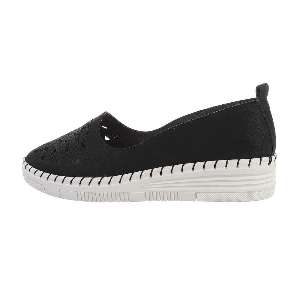 Papuci de damă - negri