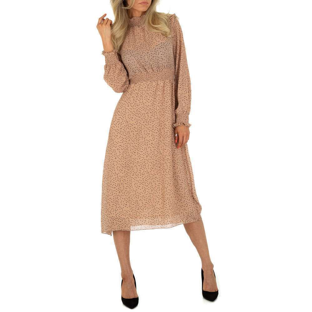 Rochie maxi pentru femei de la Voyelles - LT.rose