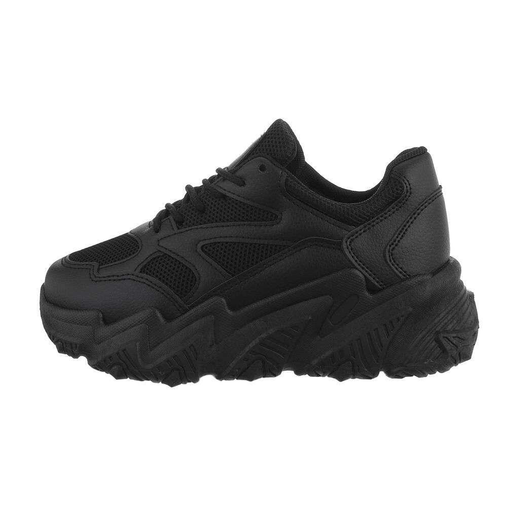 Pantofi sport de damă - negri