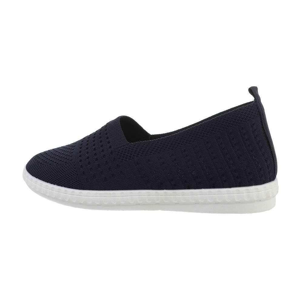 Papuci de damă - albastru