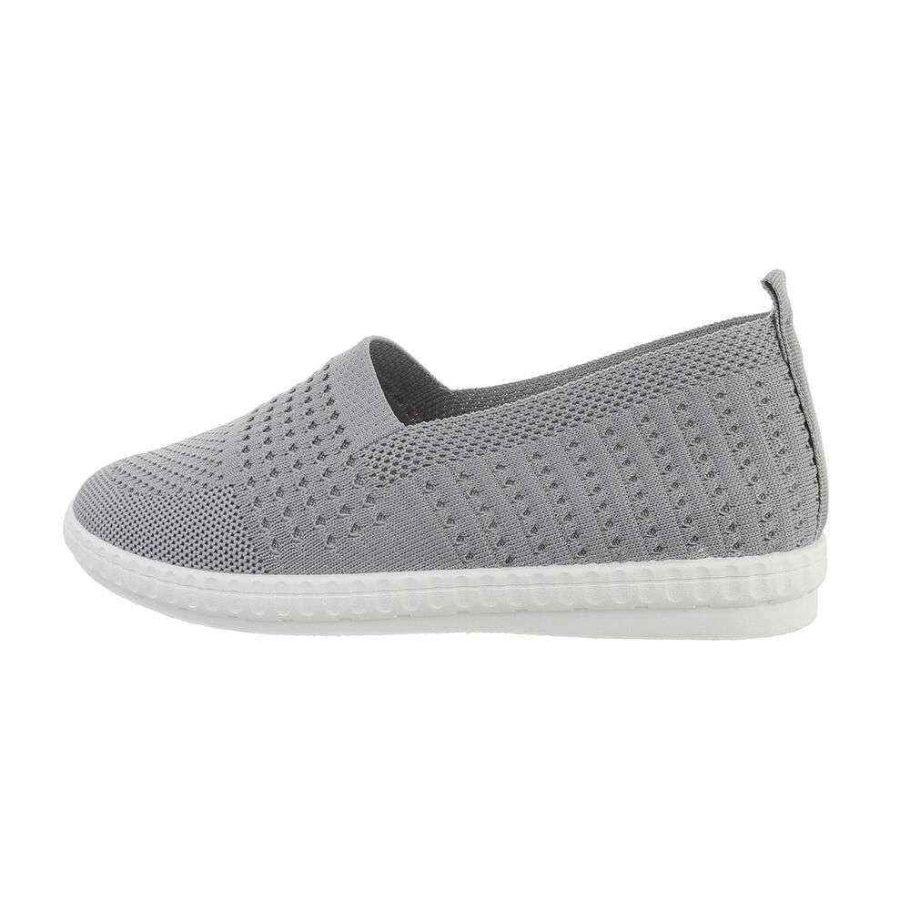 Papuci de damă - gri