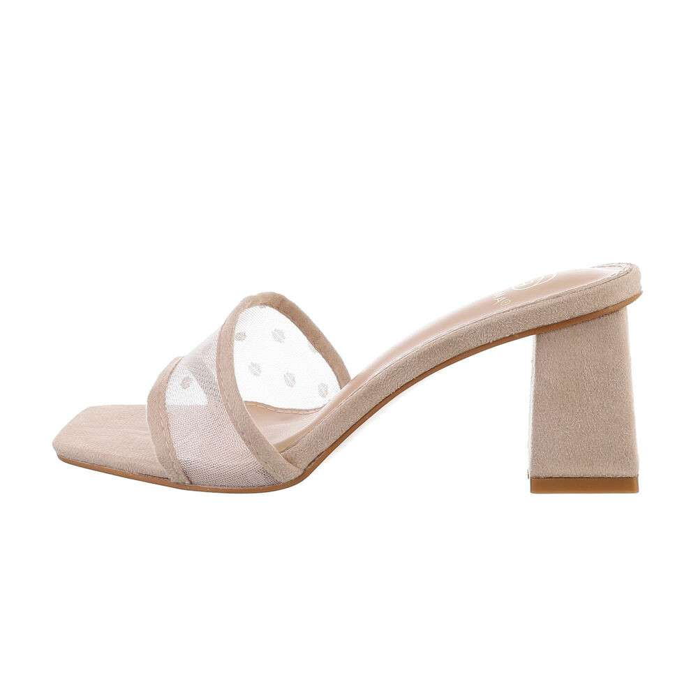 Sandale de damă - cais