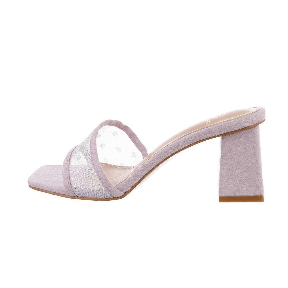 Sandale de dama - mov
