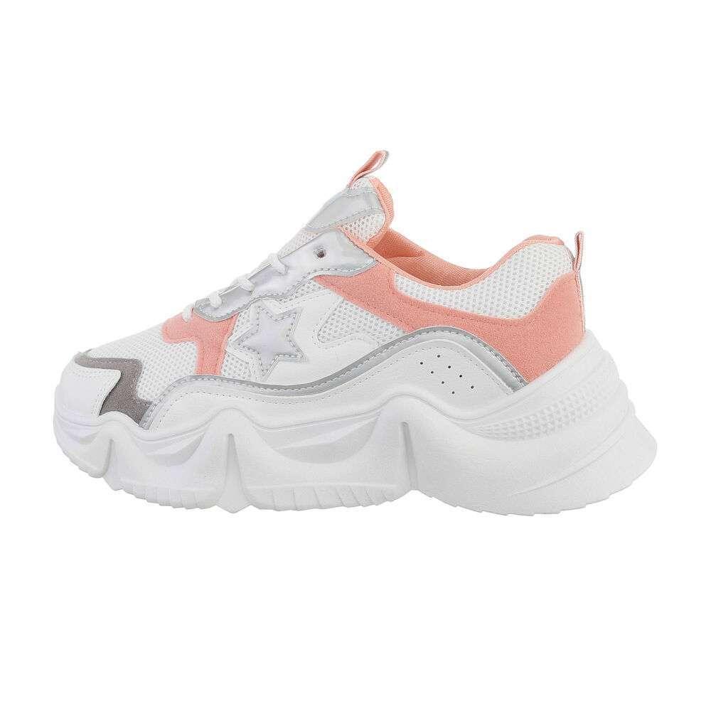 Pantofi sport pentru femei - roz