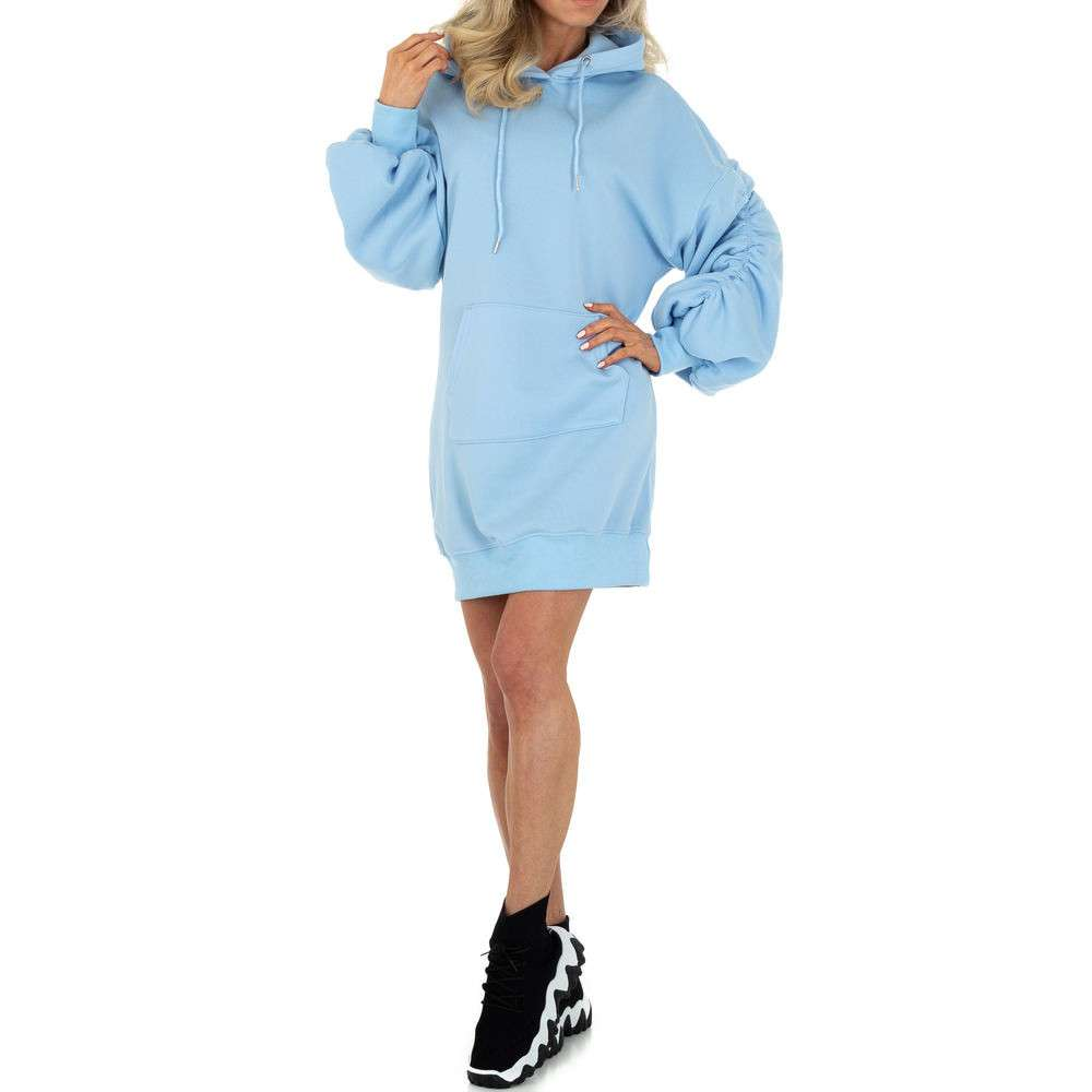 Rochie stretch pentru femei de Emma & Ashley Design - albastră