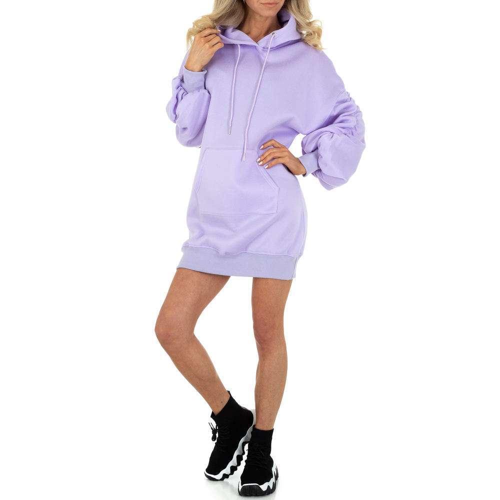 Rochie stretch pentru femei de Emma & Ashley Design - violet