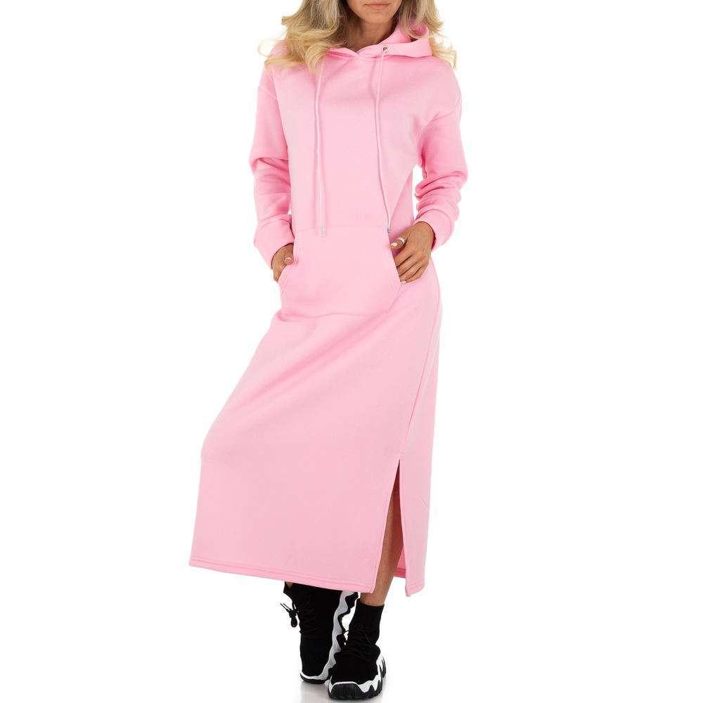 Rochie maxi pentru femei de Emma & Ashley Design - roz